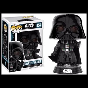 Figura Pop Star Wars Rogue One: Darth Vader Ed. Limitada