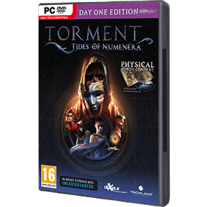 Torment: Tides of Numenera
