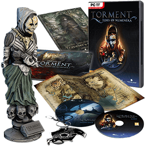 Torment: Tides of Numenera Edic. Coleccionista