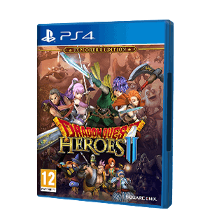Dragon Quest Heroes II Explorer´s Edition