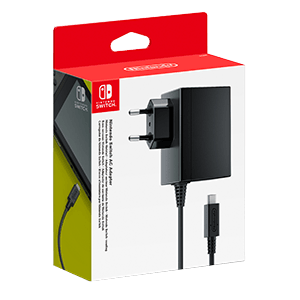 Nintendo Switch Adaptador de Corriente