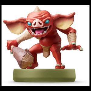 Figura amiibo Bokoblin (colección Zelda)