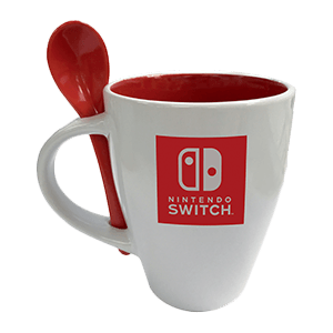 Nintendo Switch - Taza