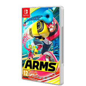 Arms Nintendo Switch Game Es