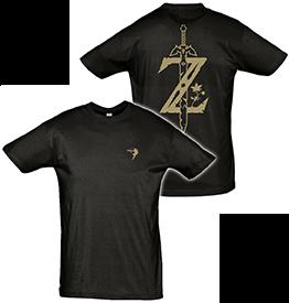 Camiseta Breath of the Wild - The Legend of Zelda: Breath of the Wild