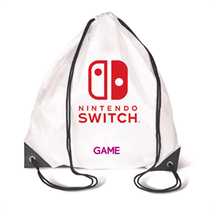 Mochila Nintendo Switch