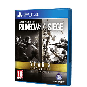 Rainbow Six Siege Gold Season 2