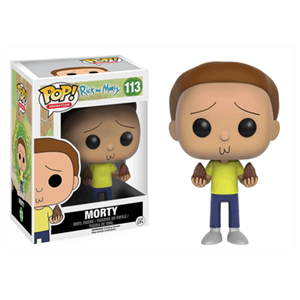 Figura Pop Rick y Morty: Morty