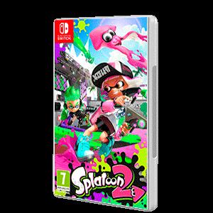 Splatoon 2 Nintendo Switch Game Es