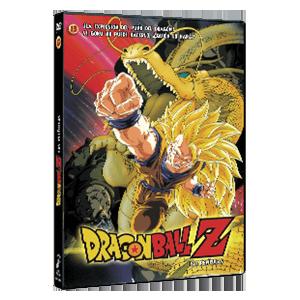 DVD Dragon Ball Z: ¡La explosion del puño del Dragón!