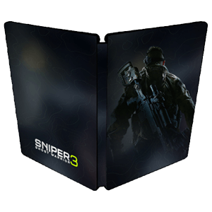Sniper Ghost Warrior 3 - Caja metálica