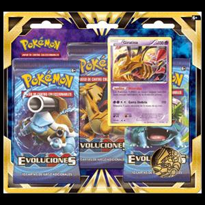 Caja Pokémon BST Giratina