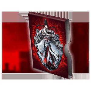 Slipcase metálica de Kazumi Mishima Tekken 7