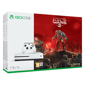 Xbox One S 1TB Halo Wars 2: Ultimate Edition