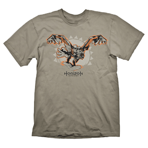 Camiseta Horizon: Zero Dawn Stormbringer Talla M