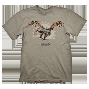 Camiseta Horizon: Zero Dawn Stormbringer Talla XL