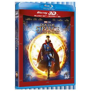 Doctor Strange 3D + 2D