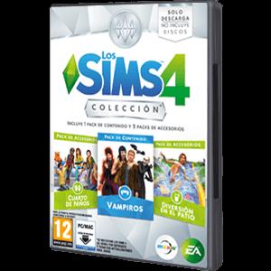 Los Sims 4 Colección 4