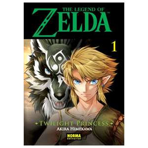The Legend of Zelda: Twilight Princess nº 1