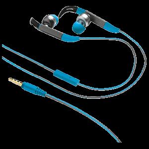 Auriculares deportivos azules Trust