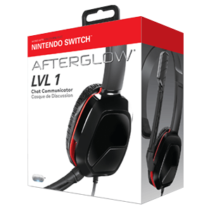Auriculares Fr Tec Bass Boost Parta Nintendo Switch
