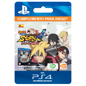 Naruto Storm 4: Road to Boruto Expansion PS4