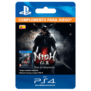 Nioh Season Pass PS4
