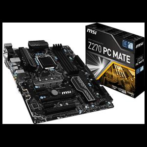MSI Z270 PC Mate SK1151