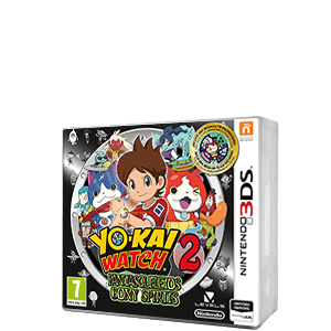 Yo-Kai Watch 2: Fantasqueletos + Medalla