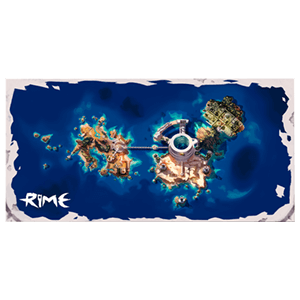 RiME - Mapa de la isla