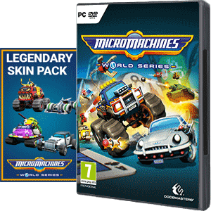 Micromachines World Series