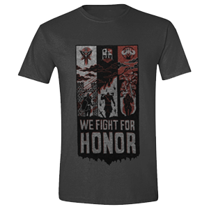 Camiseta For Honor: We Fight for Honor Talla L