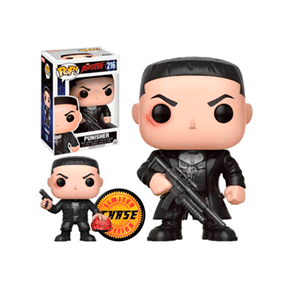Figura Pop Daredevil: The Punisher