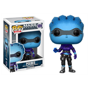 Figura Pop Mass Effect Andromeda: Peebee