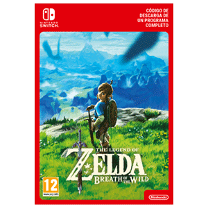 The Legend of Zelda: Breath of the Wild - NSW