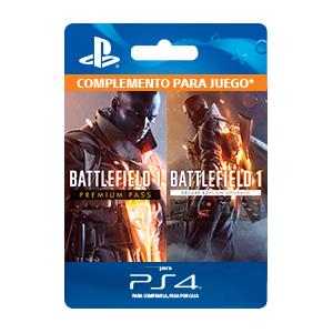 Battlefield 1 Premium Pass & Deluxe Edition Upgrade PS4