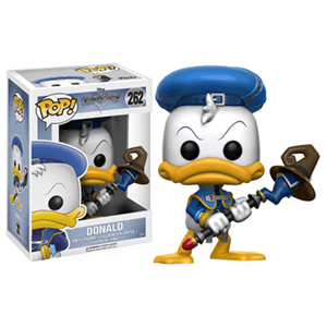 Figura Pop Kingdom Hearts: Donald