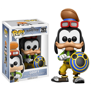 Figura Pop Kingdom Hearts: Goofy