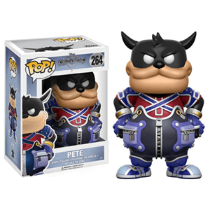 Figura Pop Kingdom Hearts: Pete