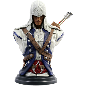 Assassin's Creed 3 Bust Connor Figurine