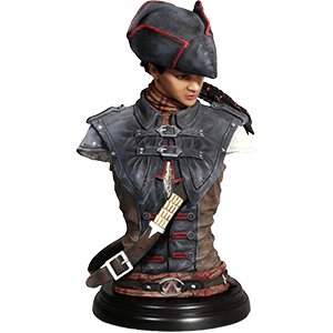 Assassin's Creed Liberation Bust Aveline Figurine