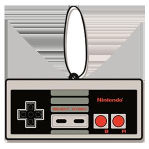Ambientador Nintendo: Nes Controller