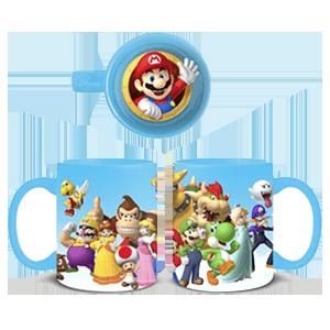 Taza Nintendo: Super Mario Inside