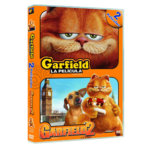 Garfield 1 + Garfield 2