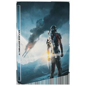 Mass Effect Andromeda - Caja metálica