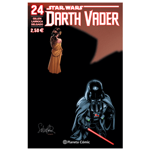 Comic Star Wars: Vader nº 24