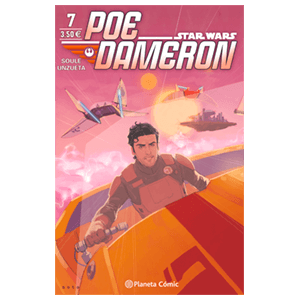 Star Wars: Poe Dameron nº 7
