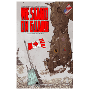 We Stand on Guard nº 1
