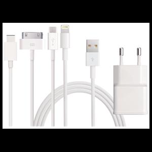 Fuente Alimentación 2,5A para smartphone (incluye USB-C) GAMEware