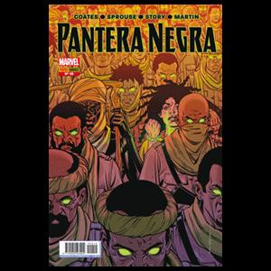 Pantera Negra nº 10